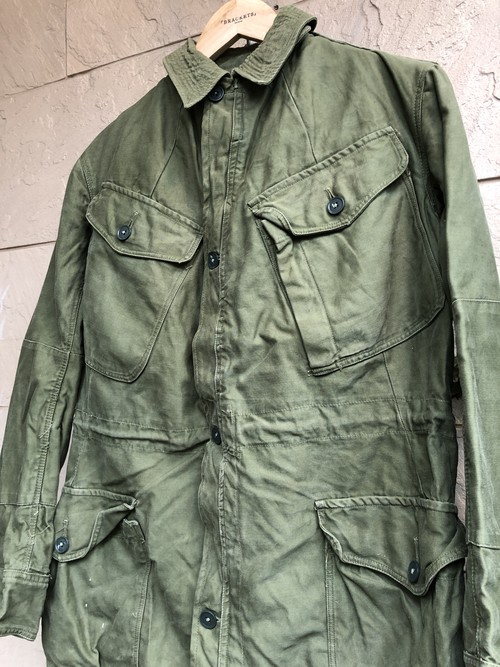 British 1960s pattern jacket size 4