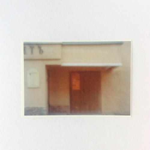 ポストカード ウラジオストック ドア