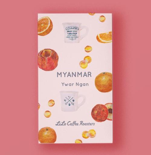100g ミャンマー Myanmar