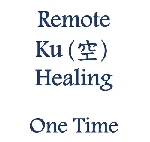 """January 23 """"Remote Ku Healing"""""""