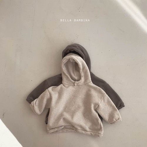 =sold out= pudding hoodie〈BELLA BAMBINA〉