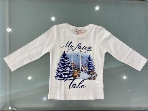 SpecialDay アニマル柄ウィンターTシャツ 2才~6才 スペシャルデイ