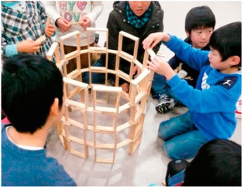 「おのくん」あったか積み木プロジェクト