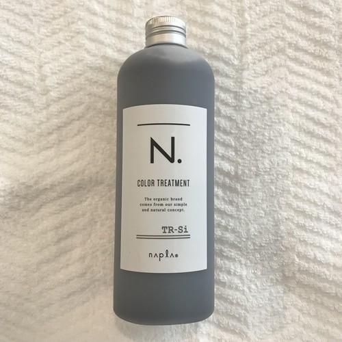 N.(エヌドット)カラートリートメントSH-Si(シルバー)/300ml