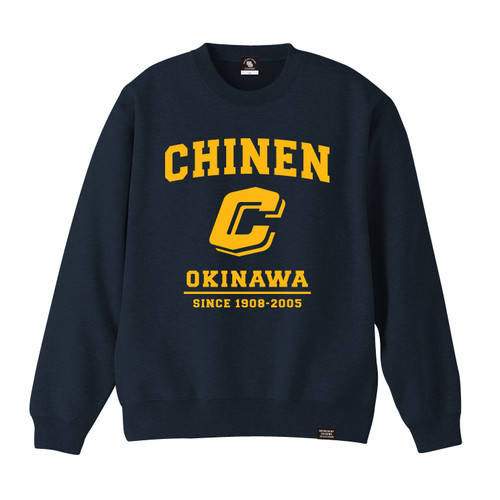 CHINEN VILLAGE CREW NECK SWEAT