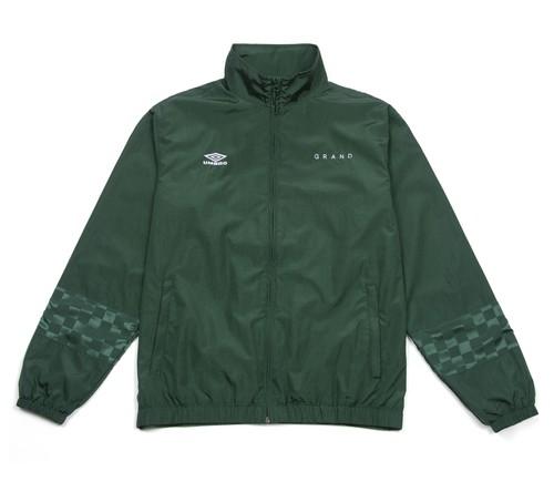 Grand X Umbro Jacket Forest