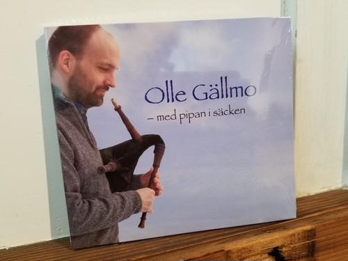 【北欧CD】med pipan i säcken / Olle Gällmo【レア】