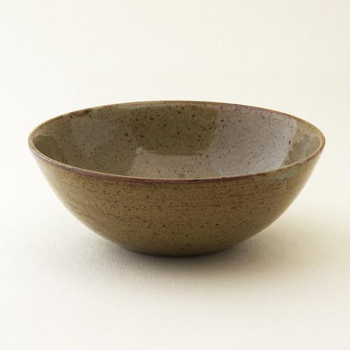常陸窯いそべ陶苑 ボール Φ20 灰釉(RF) 笠間焼 Kasama Pottery