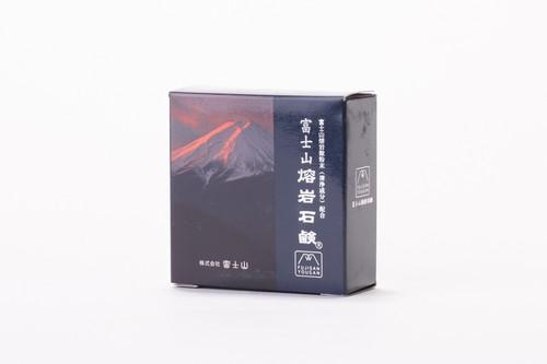 富士山溶岩石けん 〜 Lava Soap 〜赤富士【50g】