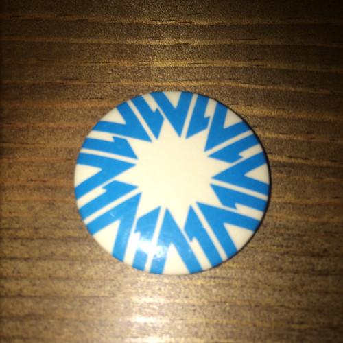 Vintage Can Badge 10