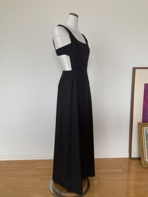 Back view dress (2021 online shop 限定)