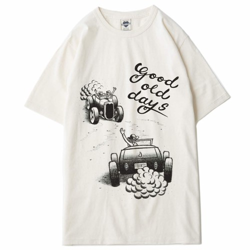 AT-DIRTY(アットダーティー)/GOOD OLD DAYS  S/S  TEE