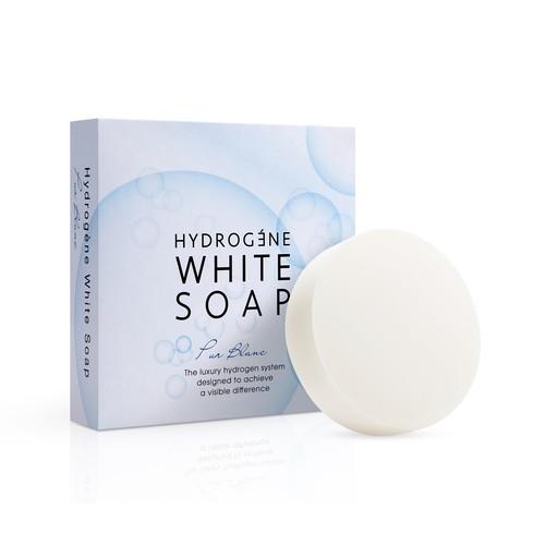 【初回限定】Hydrogene White Soap イドロジェーヌ ホワイト ソープ