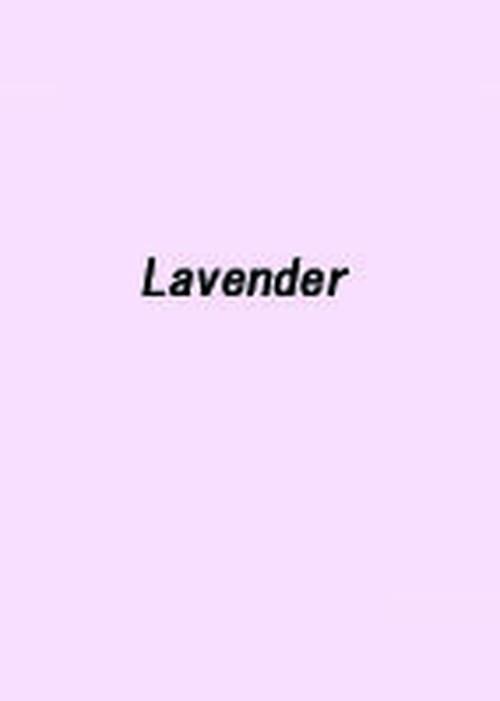 Lavender ラべンダー