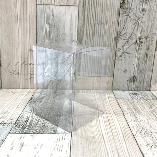 ハーバリウムスタッキング用クリアBOX