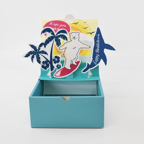 【S】サーフィン ポップアップボックス