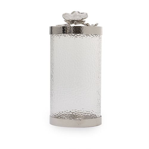 Michael Aram White Orchid Canister LL / 111868