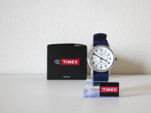 TIMEX Weekender Navy