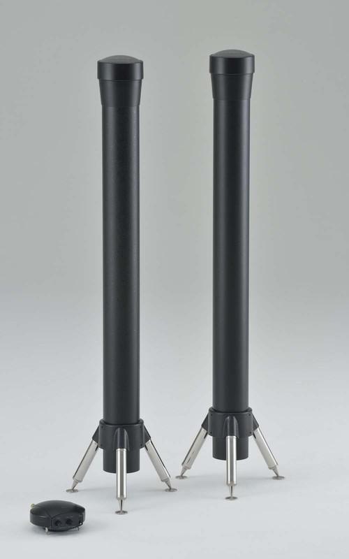 タイムドメインスピーカーシステム Dimension09 SUPER スタンダードブラック