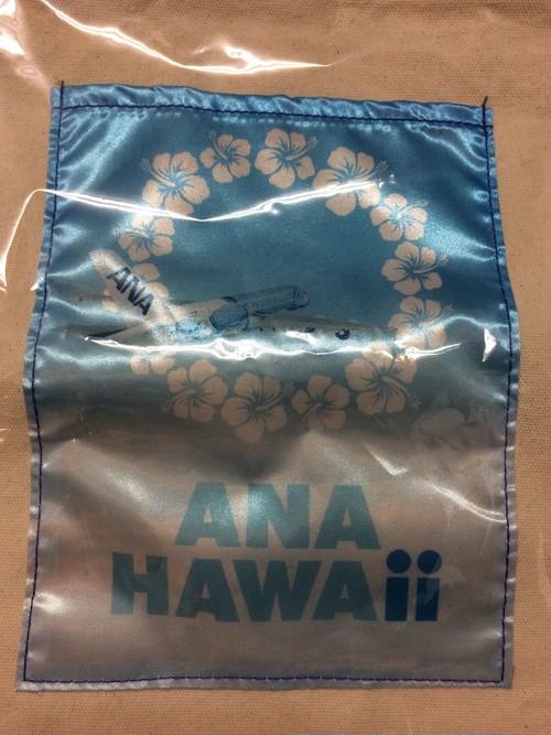 中古品/ANA HAWAii ラニくんトートバッグ