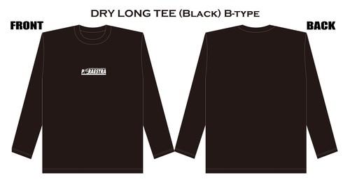 DRY LONG TEE(Black)B-type
