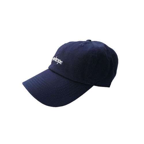 【#redropejp 6PANEL CAP】navy