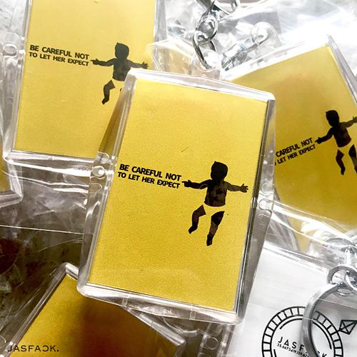 KeyHolder - Condom in(JKF-016)