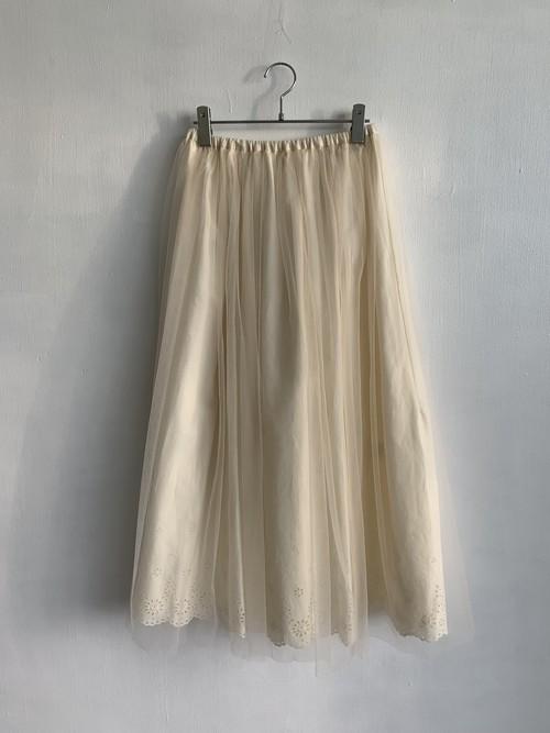 Bilitis dix-sept ans (ビリティス・ディセッタン)    Tutu Skirt (Lace)  90cm