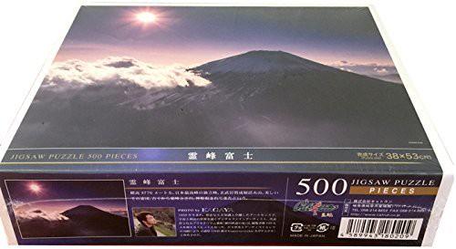 KAGAYA 富士の星暦 霊峰富士 パズル 500P