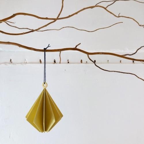 Christmas ornament -wooden ジョイントオーナメント・ドロップ
