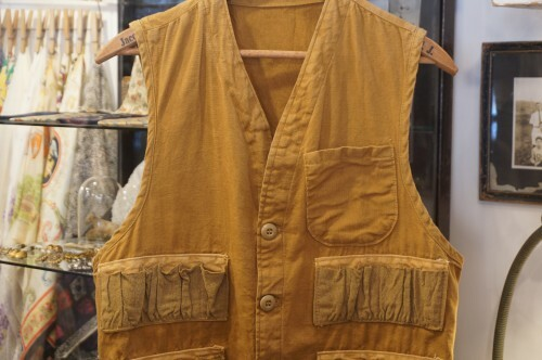 60's unknown hunting Vest