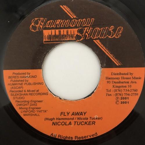 Nicola Tucker - Fly Away【7-20519】