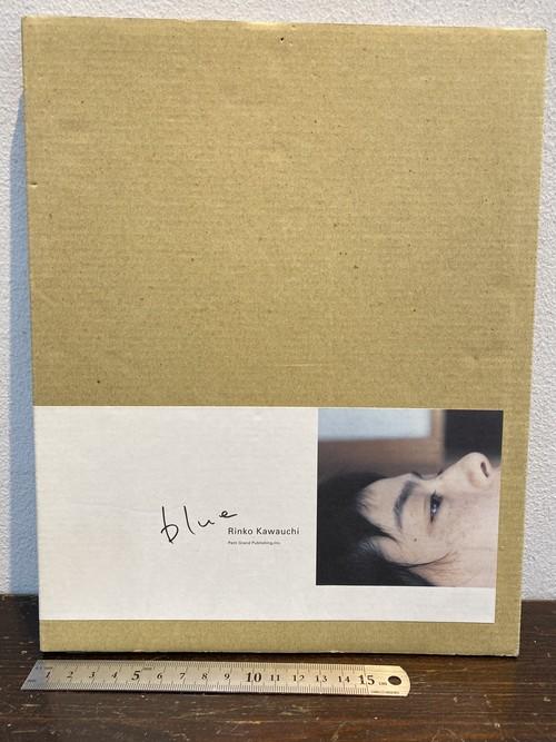 blue  Rinko Kawauchi  川内倫子写真集