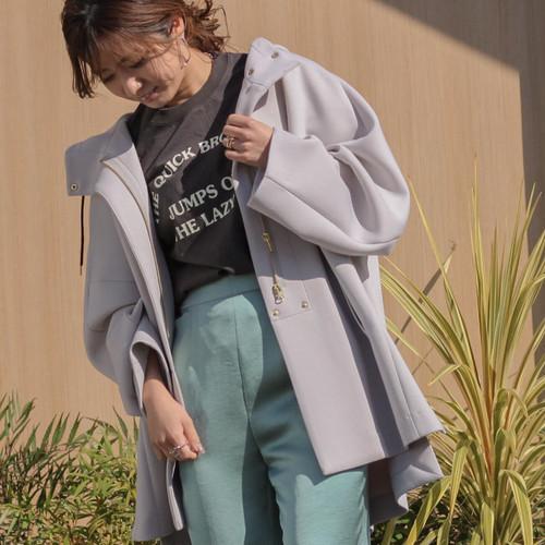 macphee/マカフィー ニュアンスロゴTシャツ /12-03-03702TN