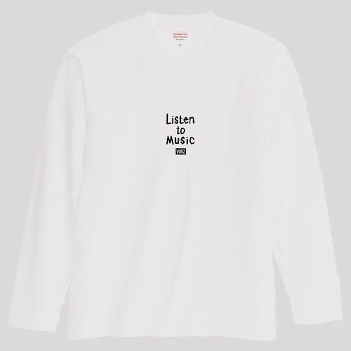 Listen to Music ロンT