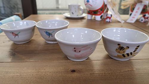 ごはん茶碗(S)