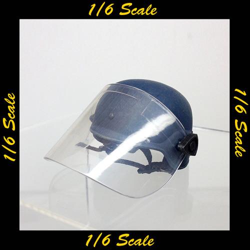 【01980】 1/6 ZC World US Riot Police ヘルメット T