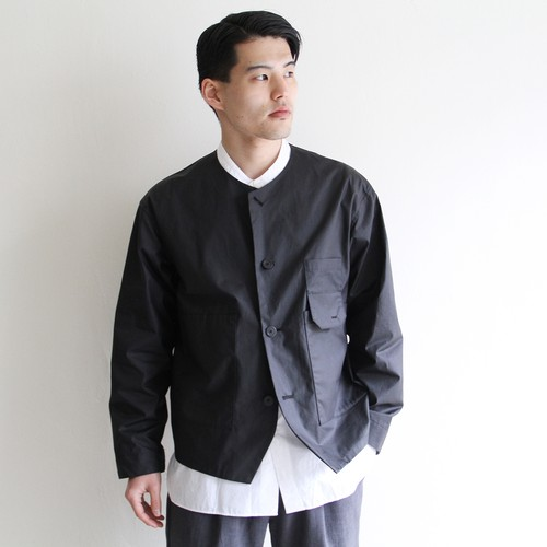 STILL BY HAND【 mens 】work blouson