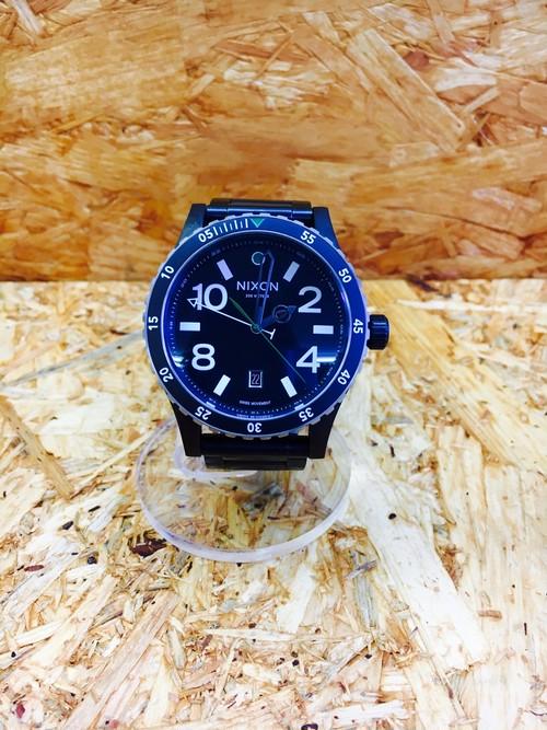 NIXON DIPLOMAT ニクソン ディプロマット 腕時計 ストリート サーフ ビックベゼル