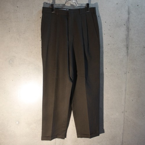 2Tuck Poly Slacks