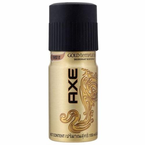 アックス デオドラント スプレー ゴールド テンプテーション / AXE Deodorant Spray Gold Temptation 150ml