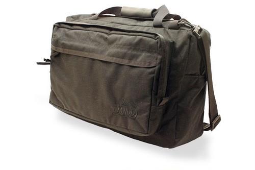 Talmid Convertible Briefcase ブラック【タルミド コンバーティブル ブリーフケース】【JANDD】