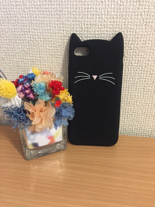 ✨CUTE✨人気抜群✨猫 ❤️iphone7 case