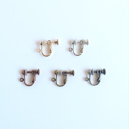 交換用 イヤリングパーツ (7種)