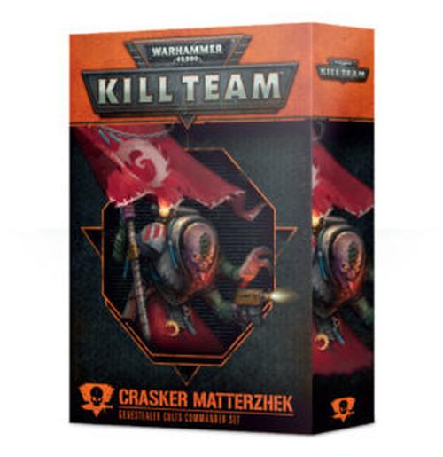 KILLTEAM COMMANDER: CRASKER MATTERZHEK 日本語版