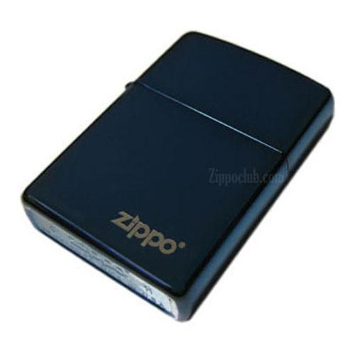 サファイア・ZIPPOロゴ入り - Sapphire w/Zippo Logo