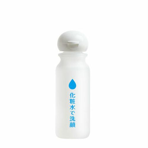 化粧水で洗顔(30ml)