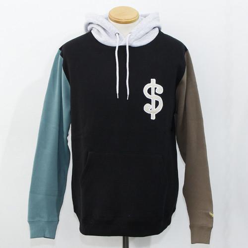 Crazy Cut Pop Dollar Hoodie (BLACK)