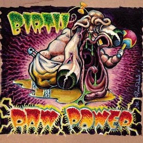 Raw Power - Birth LP