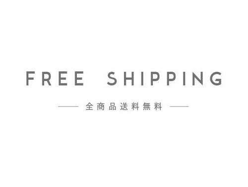 FREE SHIPPING【送料無料】